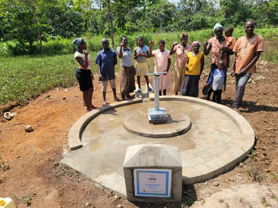 GYS Well in Uganda